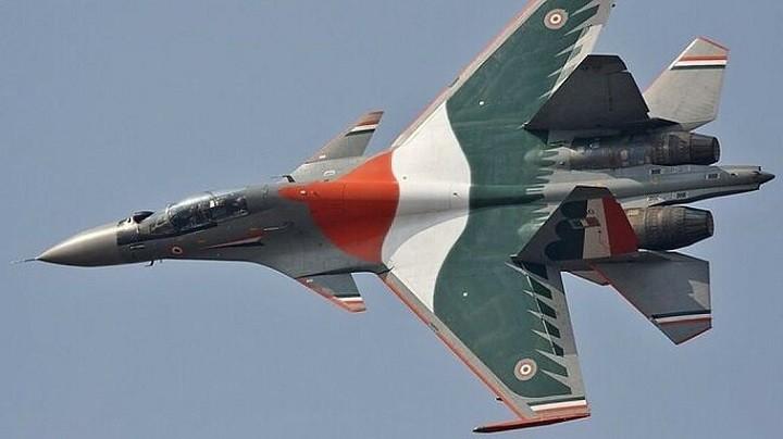 Су-30 ВВС Индии.