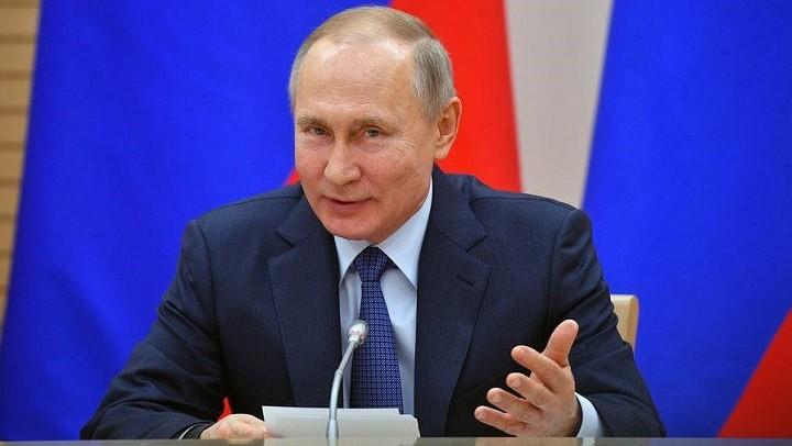 Путин: Повесив флаг ЛГБТ, они показали, кто там работает. фото 2