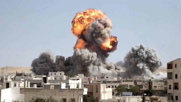 В военных преступлениях в Сирии ООН обвинила не США и НАТО, а Россию. фото 2