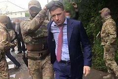 Задержан губернатор Хабаровского края Сергей Фургал.