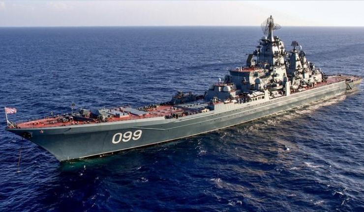 После модернизации крейсер «Адмирал Нахимов» сможет противостоять флоту НАТО.