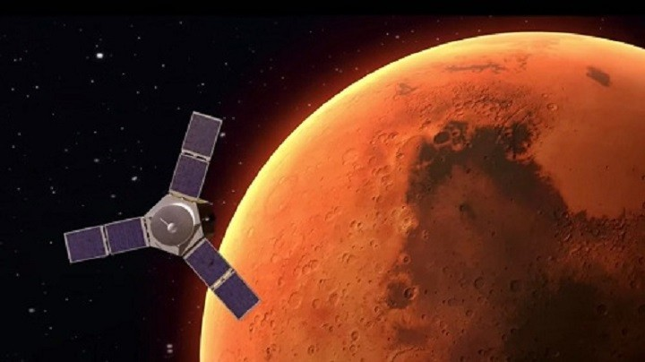 Арабская «Надежда» летит на Марс. фото 2