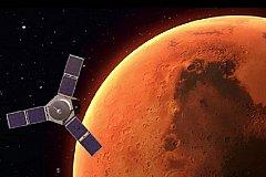 Арабская «Надежда» летит на Марс.