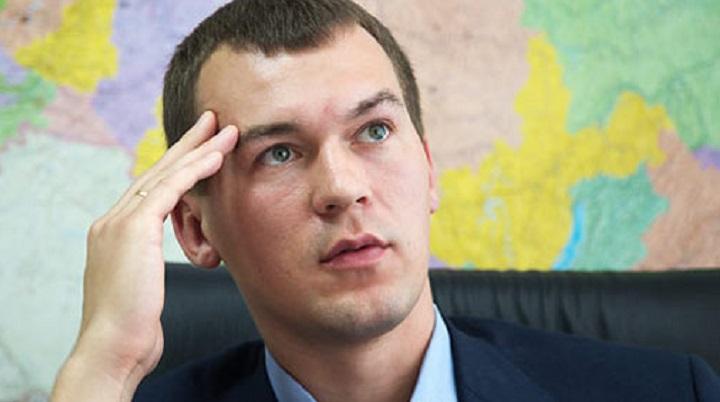 Путин уволил губернатора Фургала и на его место назначил Дегтярева.