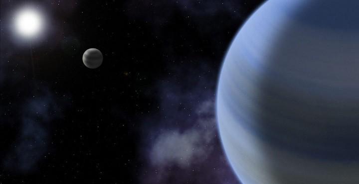 Впервые сфотографирована многопланетная система солнцеподобной звезды. фото 2