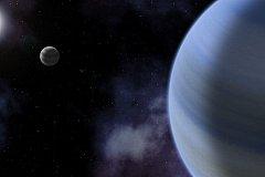 Впервые сфотографирована многопланетная система солнцеподобной звезды.