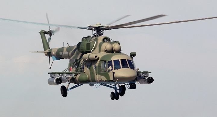 Новейший российский вертолет для спецназа проходит летные испытания.