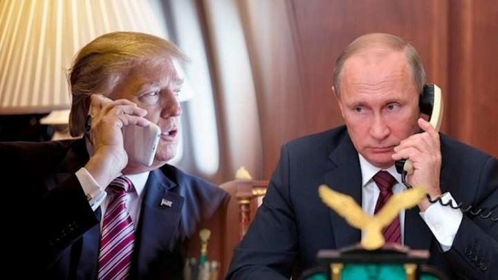 Путин и Трамп провели содержательную беседу по телефону. фото 2
