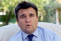 Климкин призвал сделать Крым вечной проблемой России.