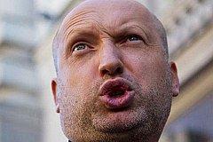 В России считают Турчинова психически нездоровым человеком.