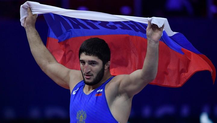 Абдулрашид Садулаев.