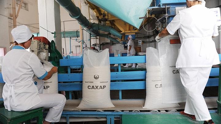 Россия резко увеличила объем экспорта сахара.