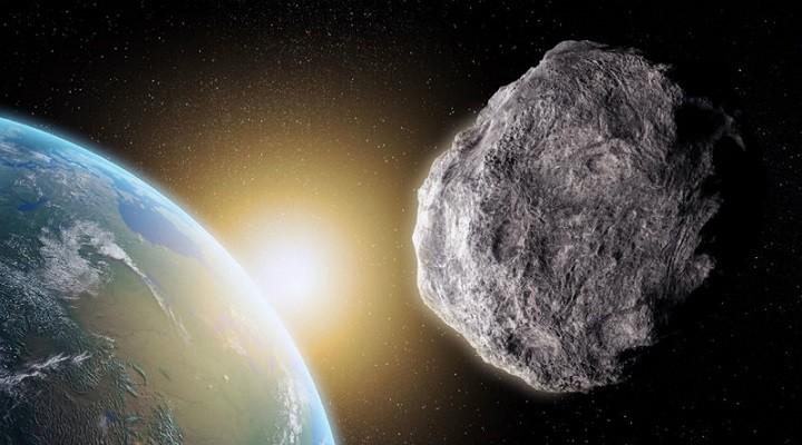 К Земле летит огромный астероид. фото 2