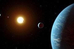 «Мини-Нептуны» могут быть скалистыми водными мирами.