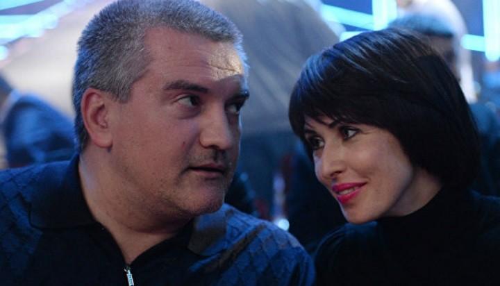 Сергей и Елена Аксеновы. Фото: bloknot.ru
