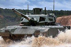 Все проблемы с танком «Армата» решены.