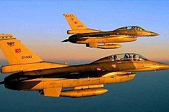 Истребители ВВС Турции имитировали авиаудар по Еревану.