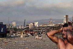Бейрутский взрыв унес жизни более 100 человек.