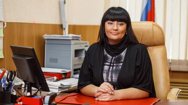 Юлия Добрынина. Фото: v1.ru