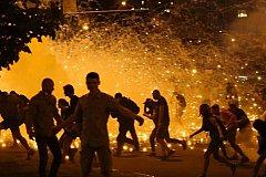 Белоруссия в огне. Противостояние протестующих и силовиков разгорается с новой силой.