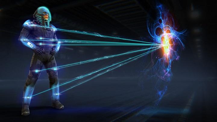 Физики наблюдают, как квантовые частицы проходят сквозь твердые преграды.