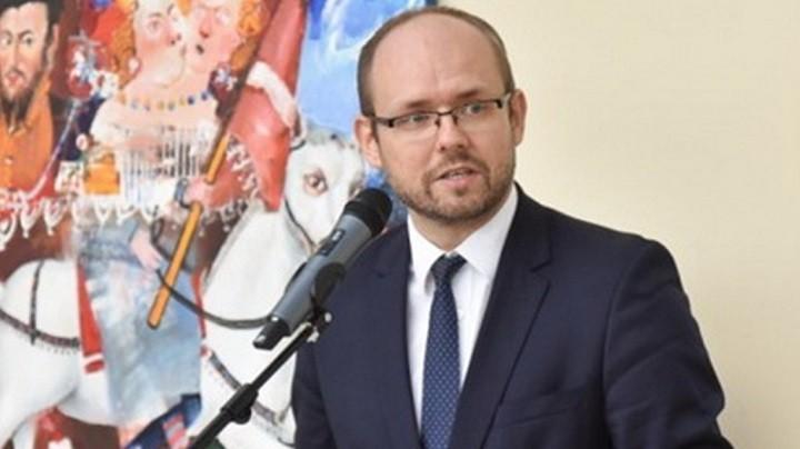 Заместитель министра иностранных дел Польши Марчин Пшидач.