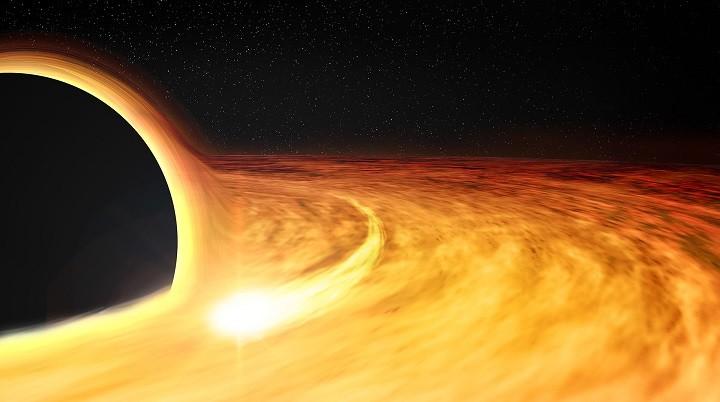 Самая быстрая звезда движется со скоростью 8% от скорости света. фото 2
