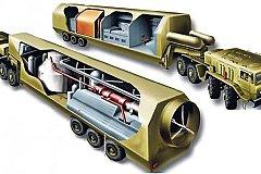 Россия возрождает советский проект малогабаритных атомных реакторов.