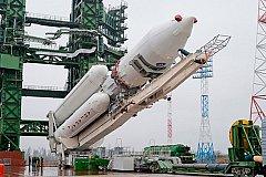 Старт ракеты «Ангара-А5» запланирован на ноябрь.