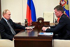 Путин высказал возмущение работой коллекторов.