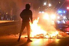 Сожжение Корана вызвало массовые беспорядки в Швеции.