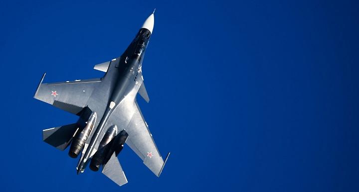 Армения договаривается с Россией о покупке истребителей Су-30СМ.