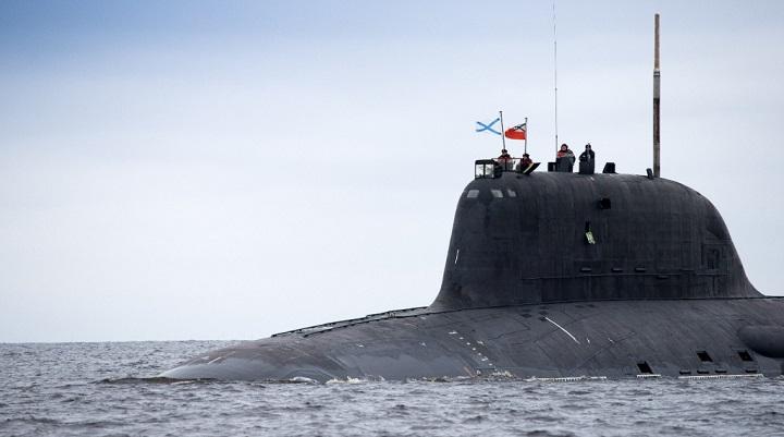 Российские АПЛ вооружат ракетами «Калибр» дальностью 4000 километров.