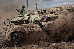 В Минобороны заявили о полной модификации всех танков Т-72.