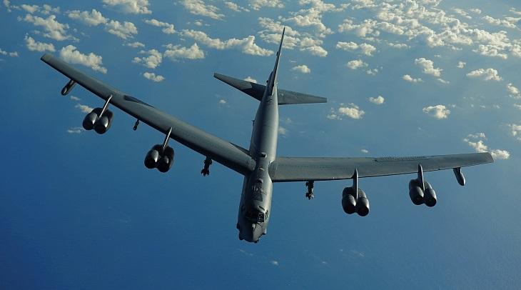 Подлеты американских B-52 к Крыму совершались для прощупывания систем ПВО России.