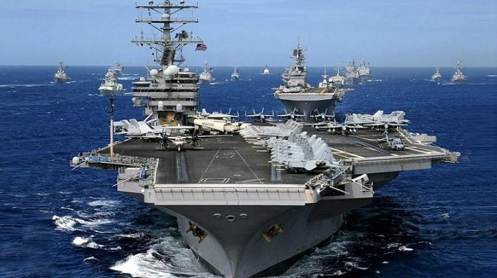 «Цирконы» только одного российского фрегата могут потопить целую авианосную группу США. фото 2