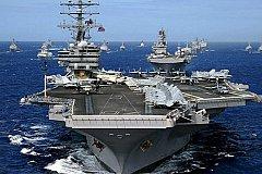 «Цирконы» только одного российского фрегата могут потопить целую авианосную группу США.