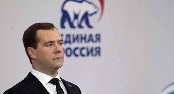 Дмитирй Медведев.