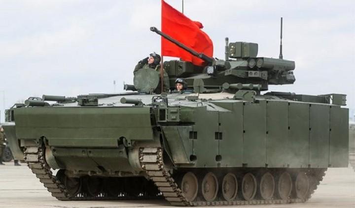 БМП «Курганец-25».