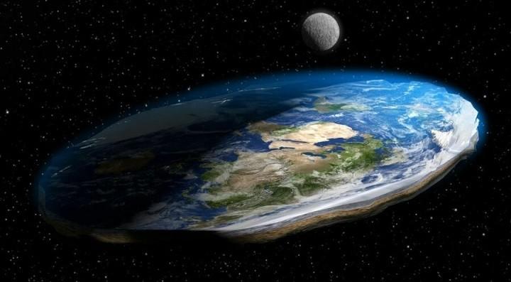 Как спорить о плоской Земле? фото 2