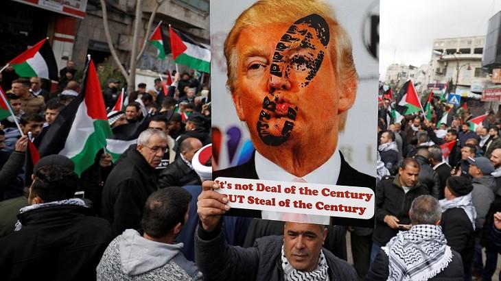 Палестина отозвала своего посла в Бахрейне. фото 2