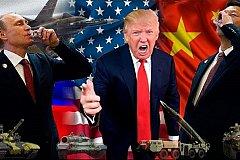 СМИ: Российско-Китайский союз представляет угрозу для США.