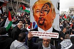 Палестина отозвала своего посла в Бахрейне.
