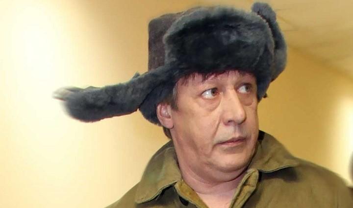 Михаил Ефремов. Фото: eg.ru