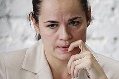 Тихановская: Если Лукашенко уйдет мирно, гарантирую ему безопасность.