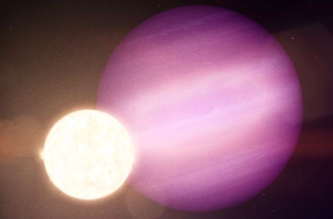 Астрофизики обнаружили гигантскую планету, вращающуюся вокруг мертвой звезды. фото 2