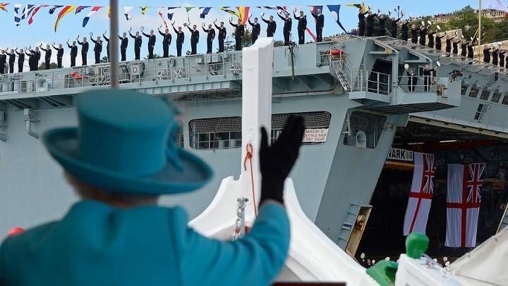 Флот Её Величества захотел править в Русской Арктике. фото 2