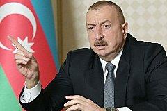 Ильхам Алиев: Мы видим, Армения готовится к войне.