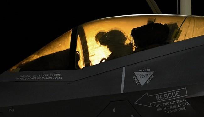 Пентагон испытал истребитель шестого поколения. фото 2
