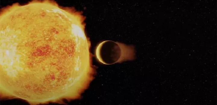 Вокруг звезды, похожей на Солнце, обнаружен сверхгорячий Нептун. фото 2